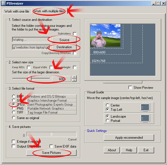 bulk image resizer software free